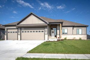 Floor Plan One Story Katy Lisette 7924 Blanchard Design Schneider Home Front House Exterior